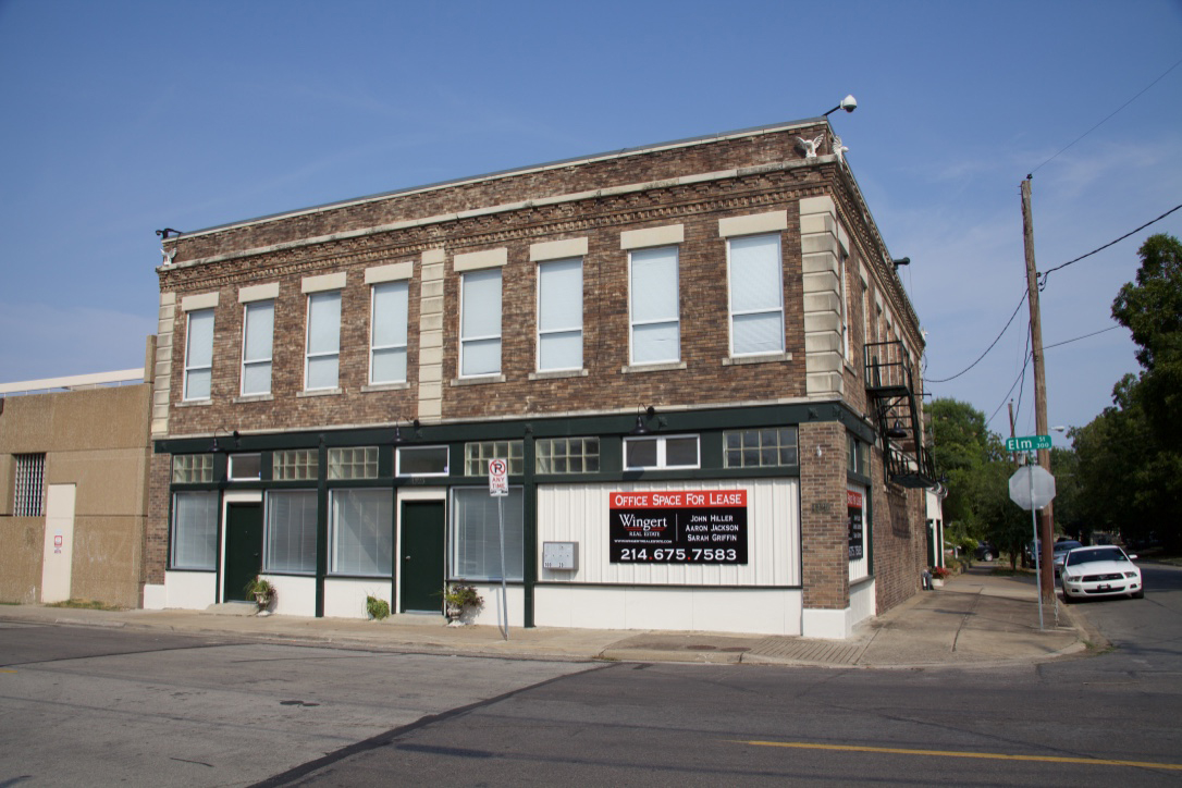 Deep Ellum Sale Retail Or Multi Family Opportunity End